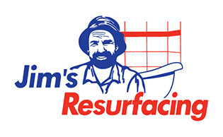 Jim's Resurfacing Logo